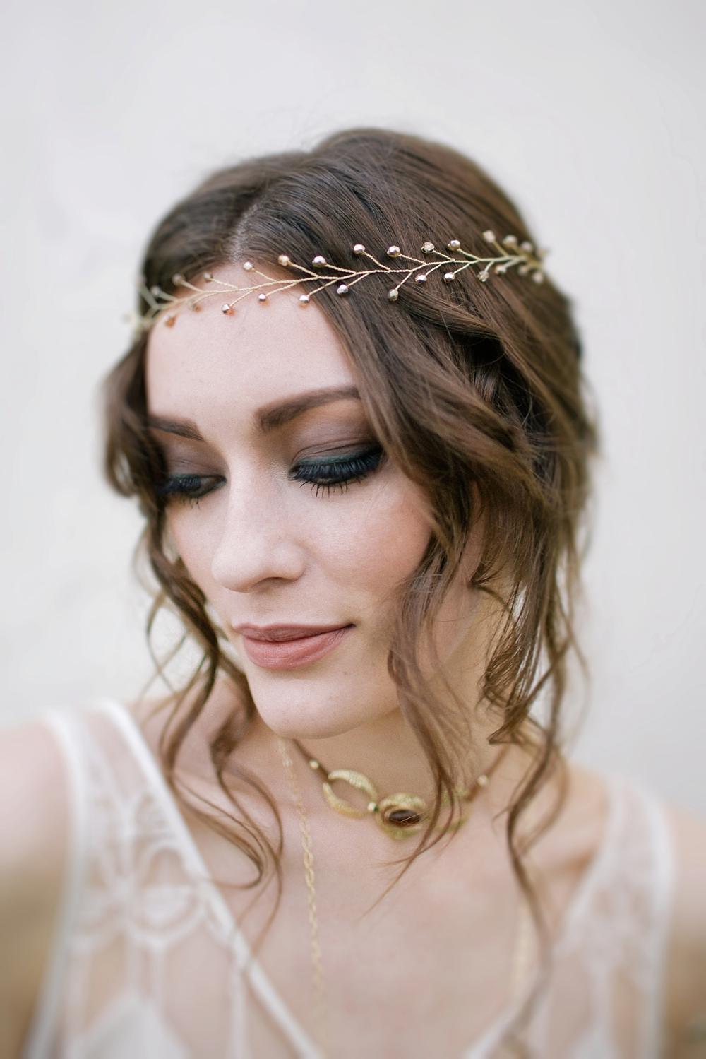 our wedding accessory designers - cicily bridal