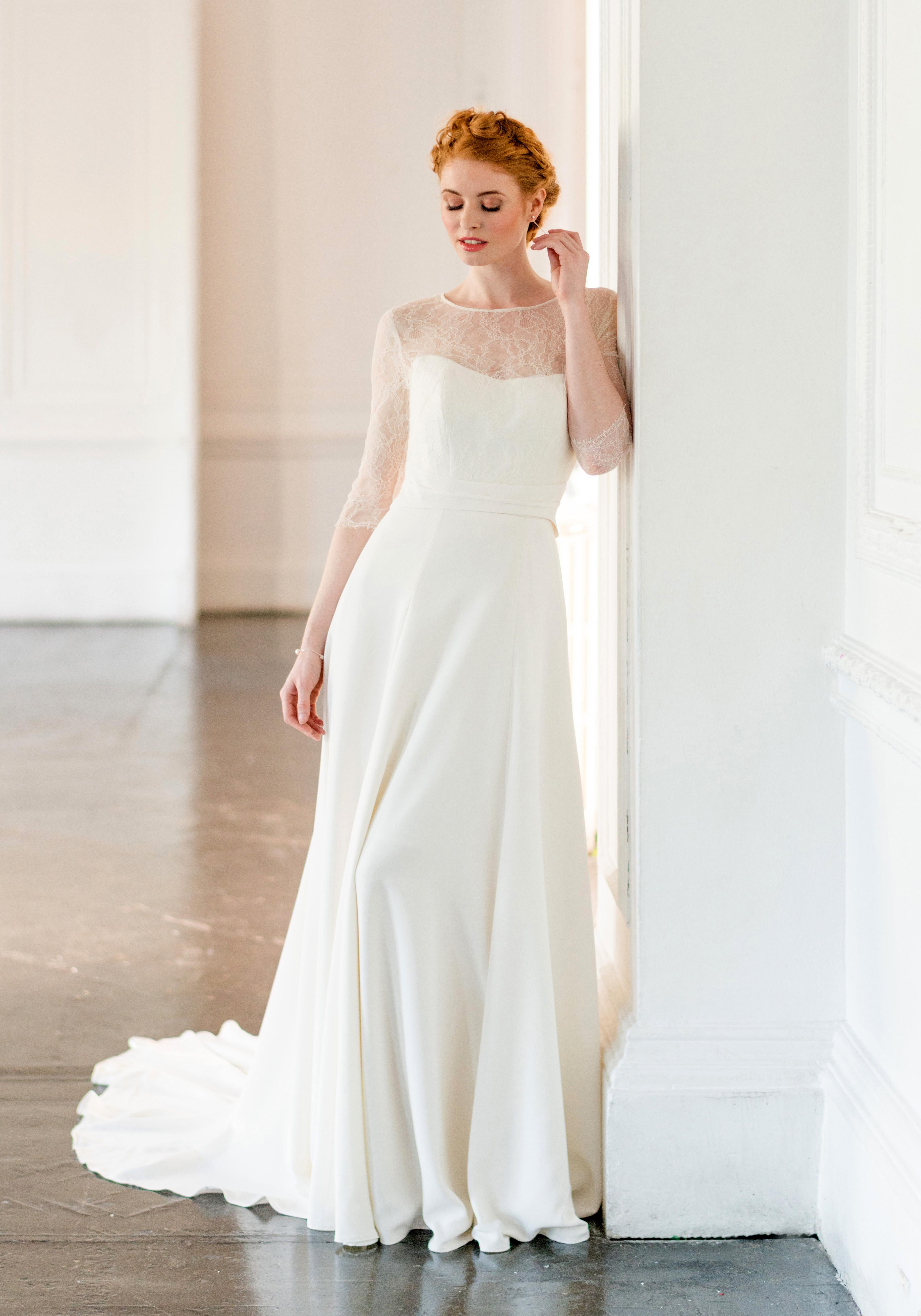 Naomi Neoh Wedding Dress Sale - Cicily Bridal