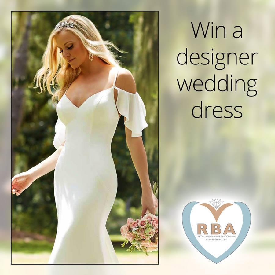 Win a wedding dress cicily bridal for Win free wedding dress