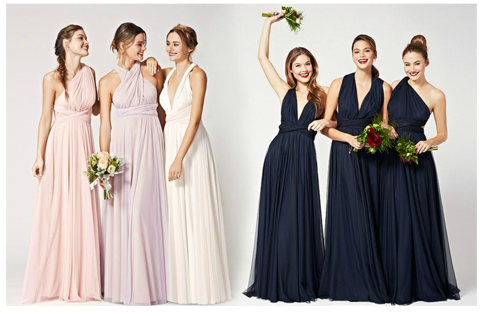 twobirds-bridesmaids-pastel-royalblue collage