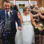 Real bride Kerry wears Jesus Peiro - Confetti Image