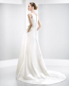 Jesus Peiro dress 6019 at Cicily Bridal