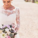 Real Bride Naomi wears Fleur by Naomi Neoh - The Bride