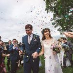 Real Bride Natalie Wears Jesus Peiro Dress 6018 - Confetti Image2