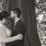 Real Bride Shanessa wears Caroline by Eliza Jane Howell - Bride & Groom by Tree