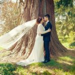Real Bride Shanessa wears Caroline by Eliza Jane Howell - Bride & Grrom by Tree - Colour