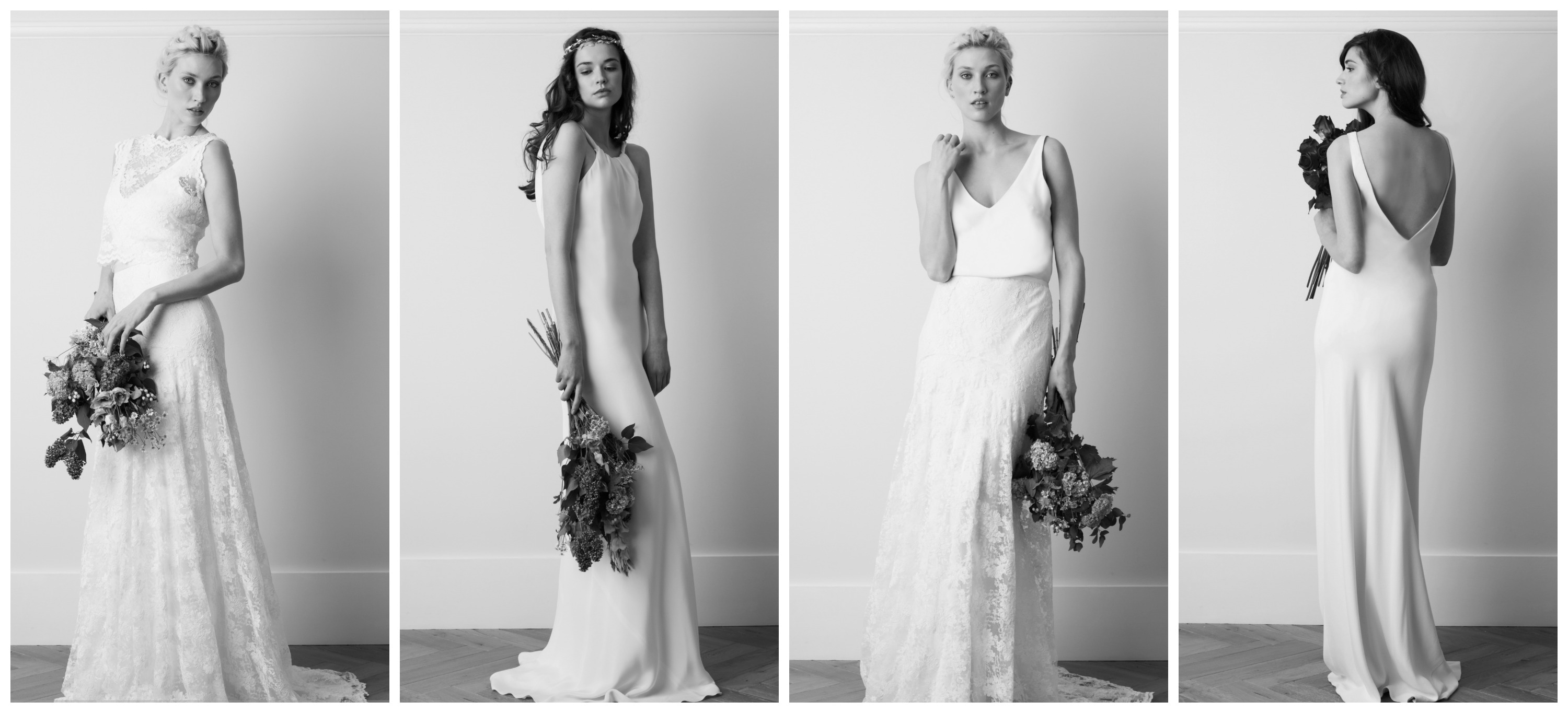 Charlie Brear at Cicily Bridal