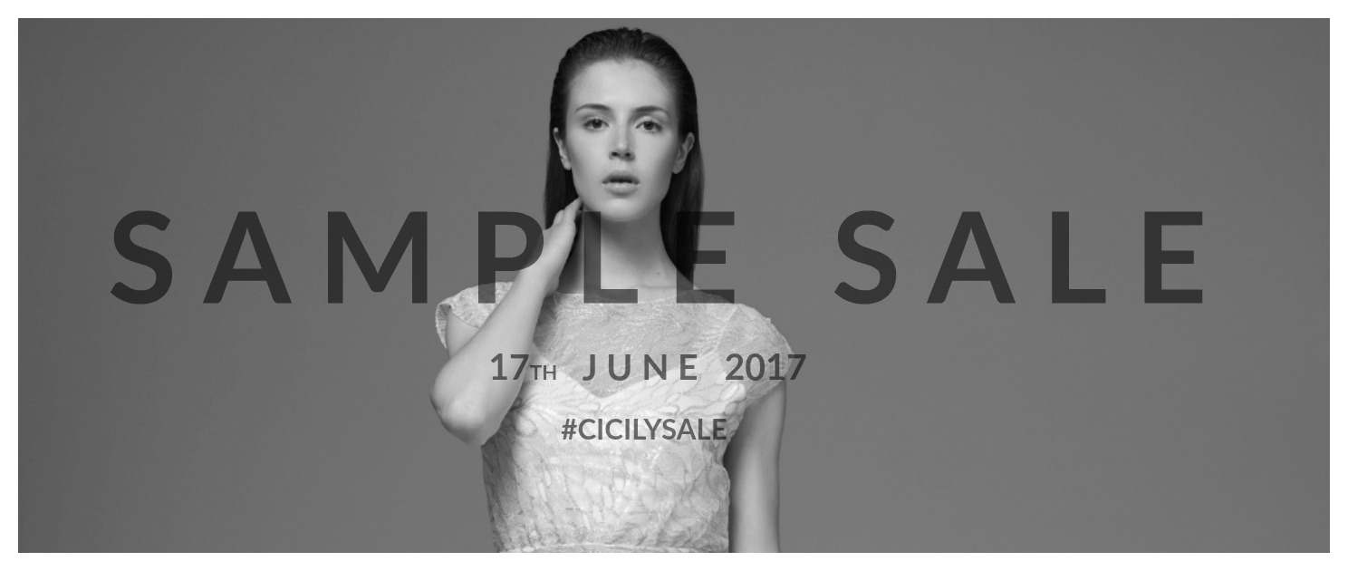 Website Hero image - June 2017 Sample Sale