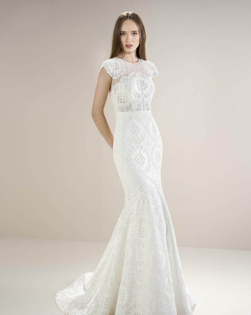 Jesus Peiro 8060 at Cicily Bridal
