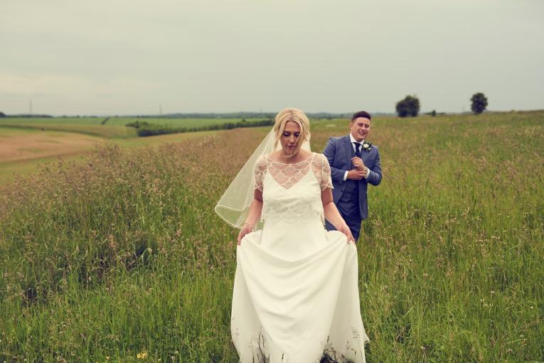 Cicily Bridal Real Bride Jodie Wears Jesus Peiro