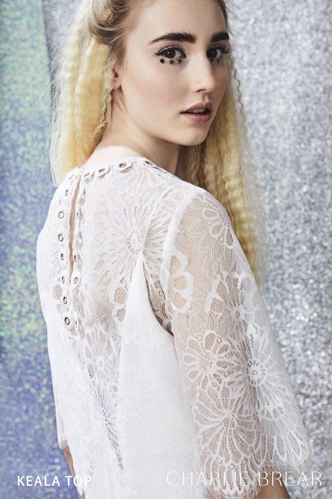 2018-Charlie-Brear-wedding-dress-Keala-top-at Cicily Bridal