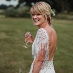 Real Bride Amy wears Eliza Jane Howell