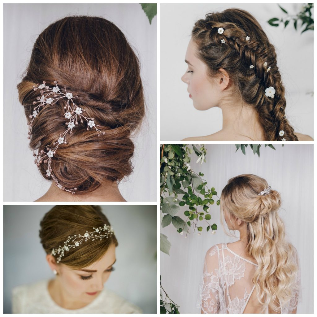 Debbie Carisle Wedding Hair Accessories