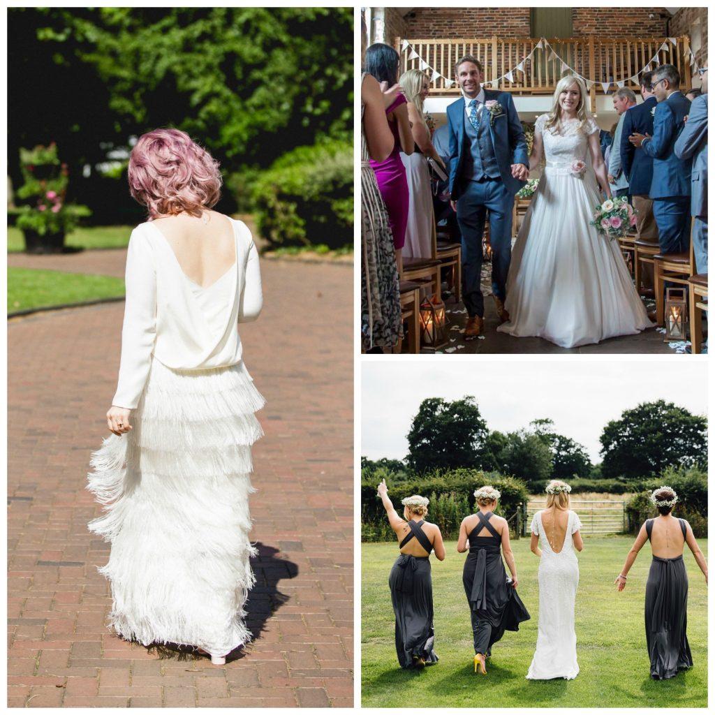 Cicily Brides collage