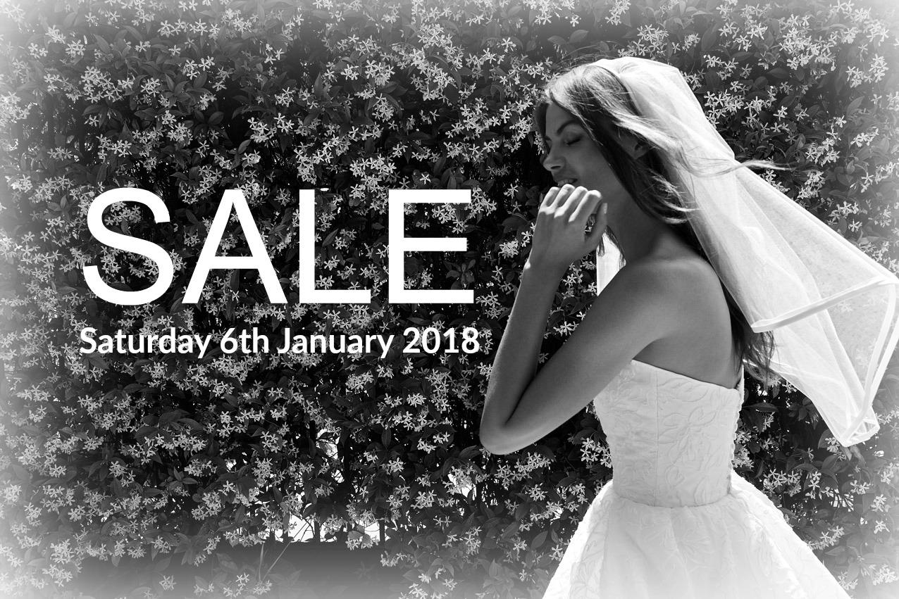 Cicily Bridal Sale