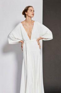 Nyika Charlie Brear 2019 collection at Cicily Bridal