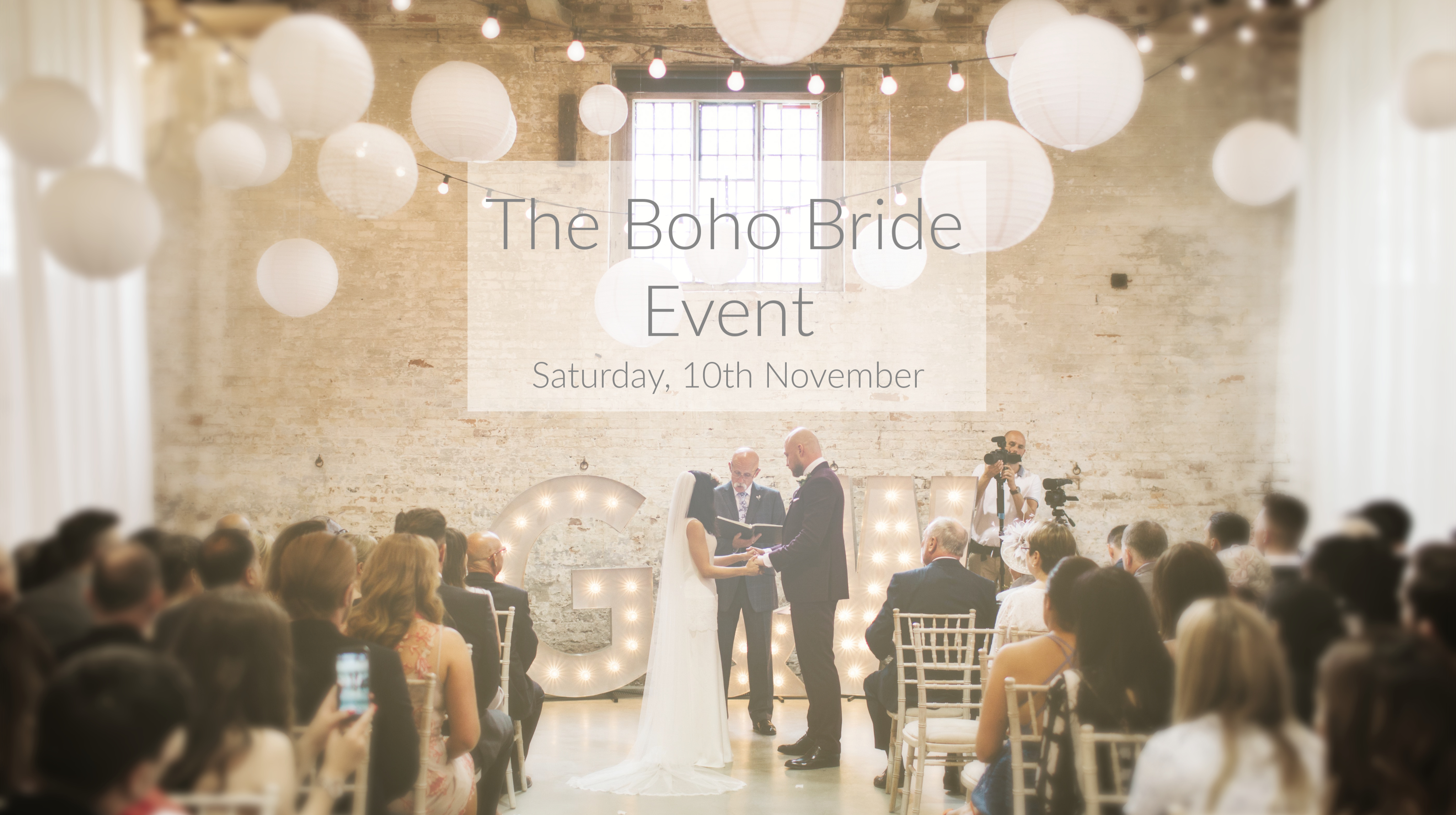 Boho Bride event at Cicily Bridal