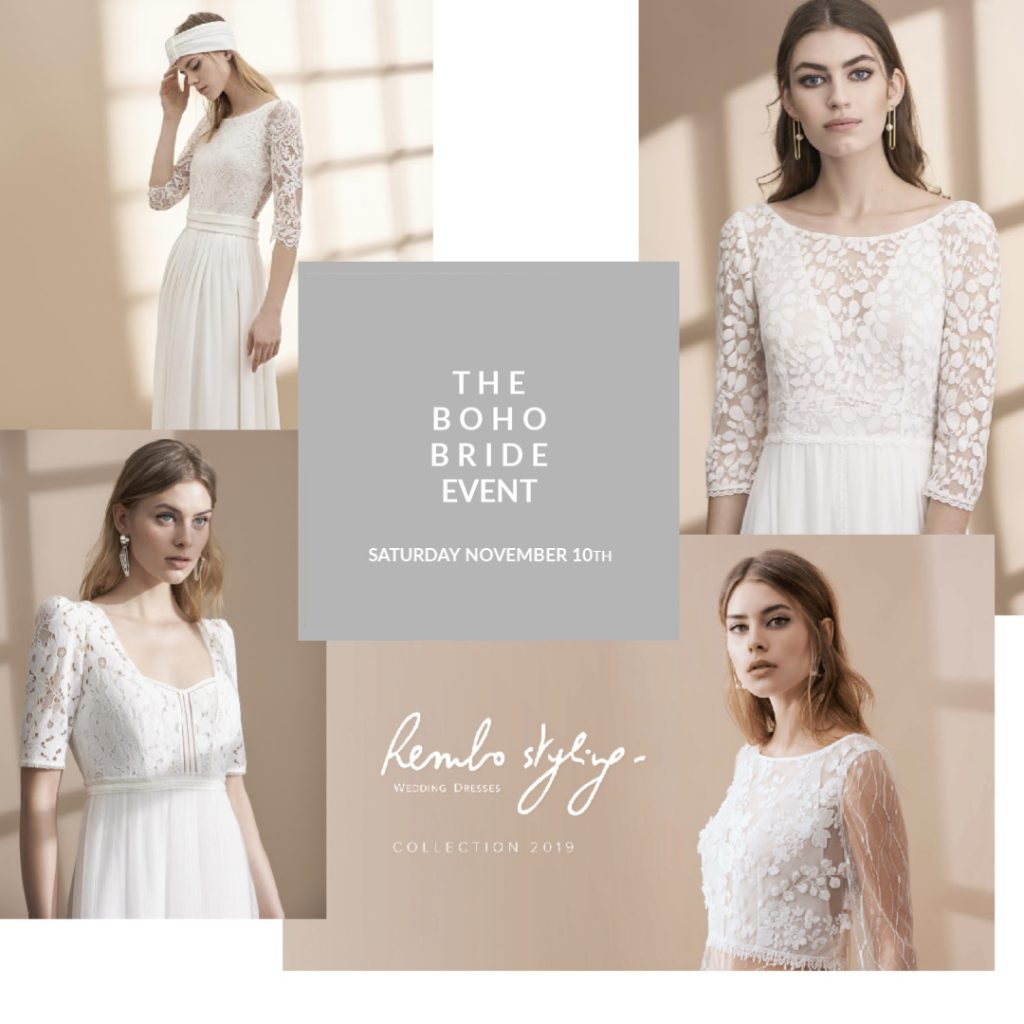 Boho Event Rembo Styling at Cicily Bridal