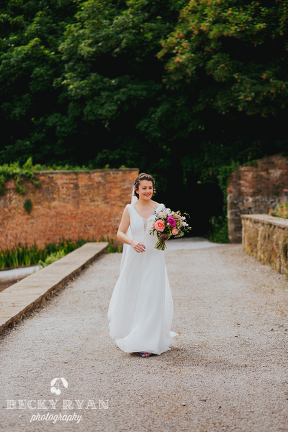 Real bride in Rembo Styling at Cicily Bridal