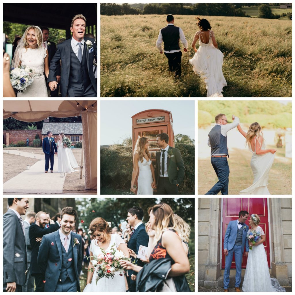 Charlie Brear Cicily Bridal Real Brides