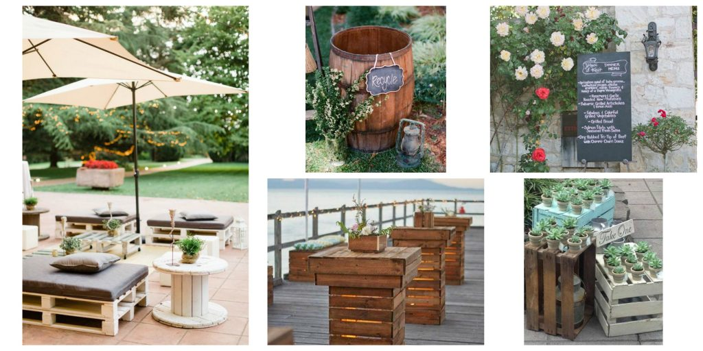 Eco Venue Styling - Cicily Bridal Conscious Wedding Blog
