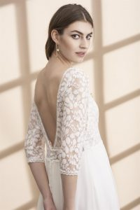 Rembo Styling Heloise Wedding Dress at Cicily Bridal