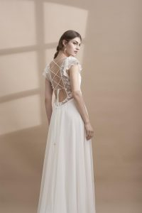 Rembo Styling Honoree Wedding Dress at Cicily Bridal