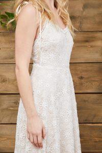 E & W Couture Bobbie Wedding Dress at Cicily Bridal