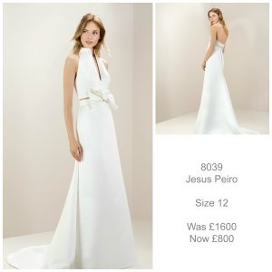 Jesus Peiro 8039 Wedding Dress Sale