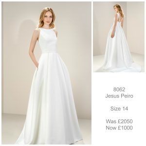 Jesus Peiro 8062 Wedding Dress Sale