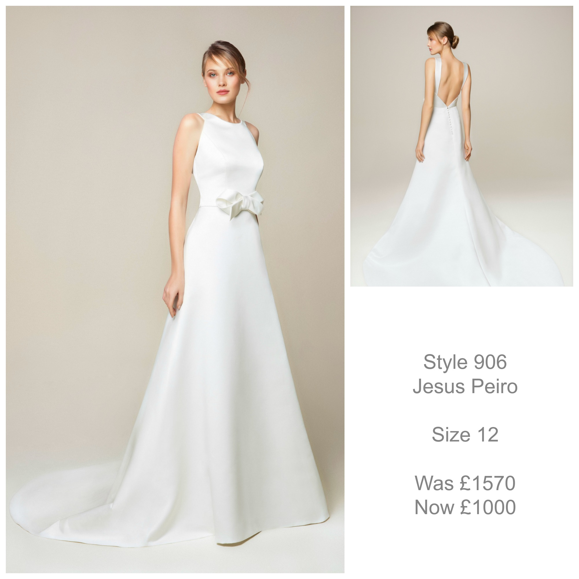 Spring Wedding Dress Sale Cicily Bridal