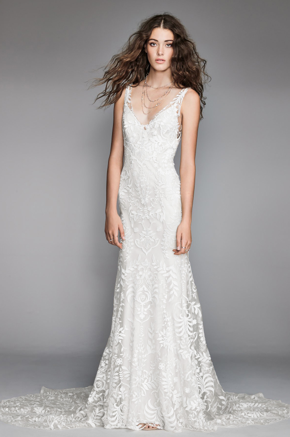 Willowby by watters Corella wedding dress at Cicily Bridal