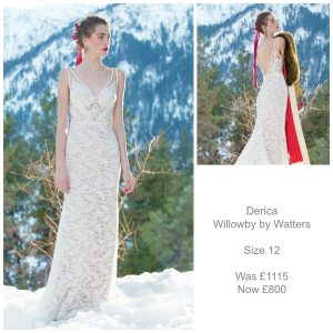 Willowby by Watters Derica Wedding Dress Sale
