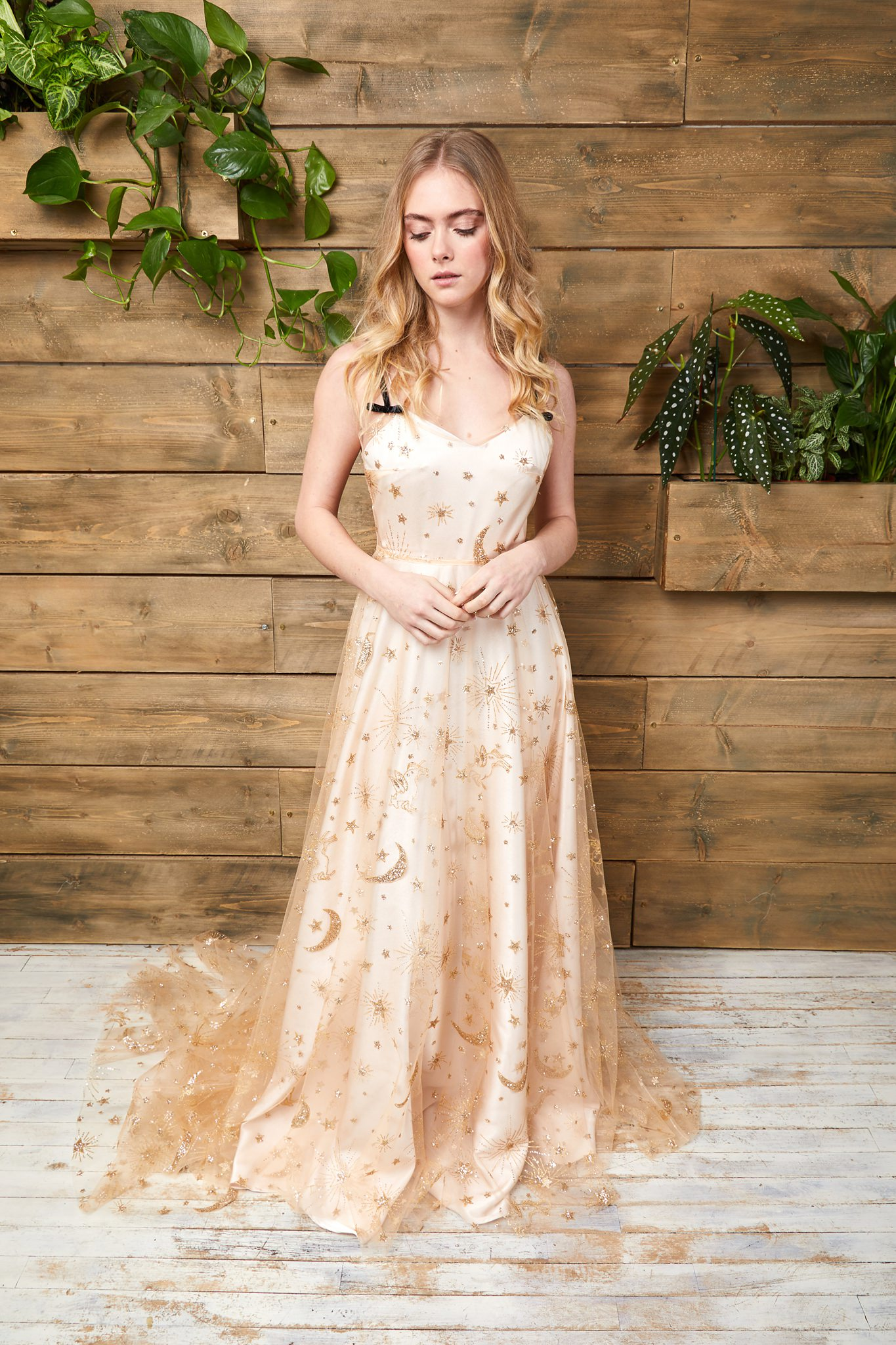 E & W Couture Orion Wedding Dress at Cicily Bridal
