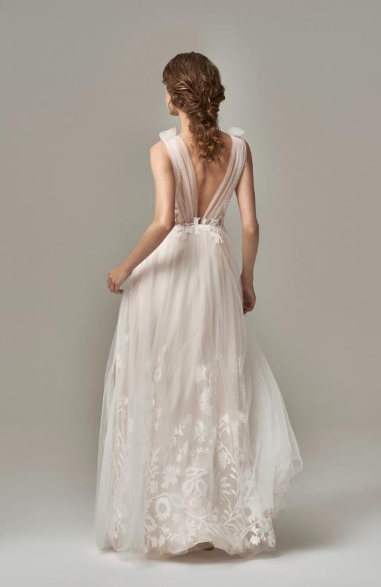 Ariane Wedding Dress by Anna Kara at Cicily Bridal