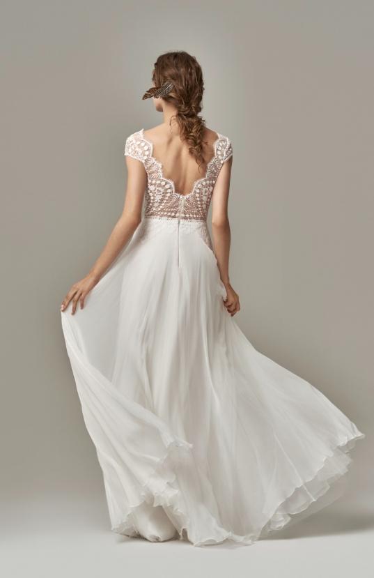 Shiloah Wedding Dress from Anna Kara at Cicily Bridal