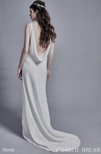 Charlie Brear Trine wedding dress at Cicily Bridal