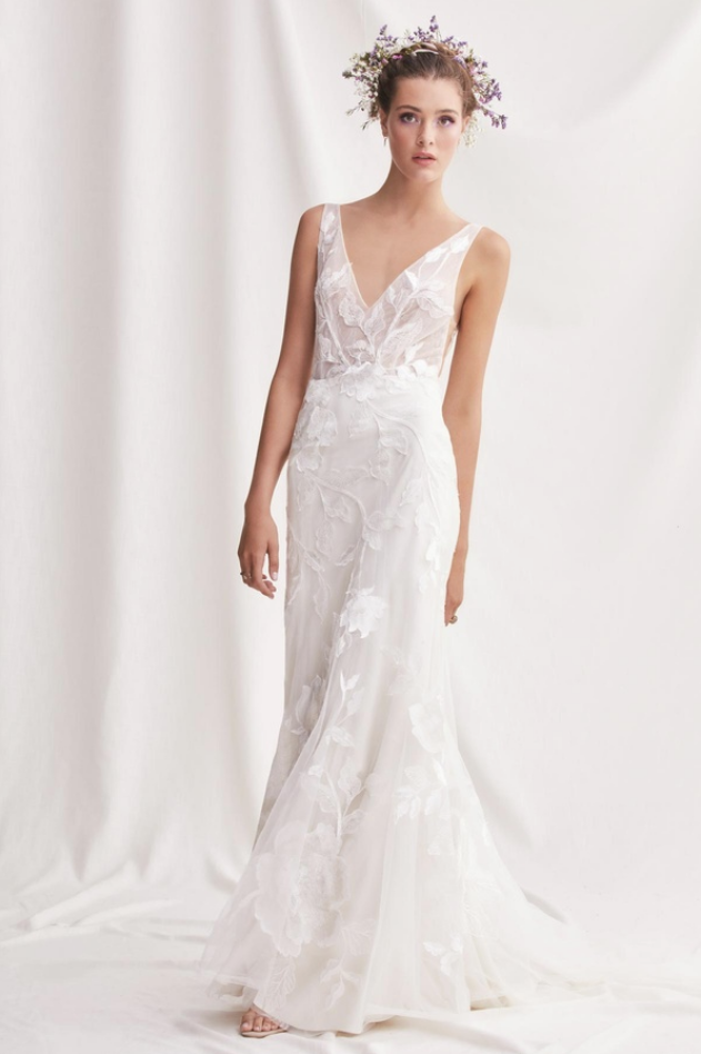 Willowby by Watters Honor wedding dress at Cicily Bridal
