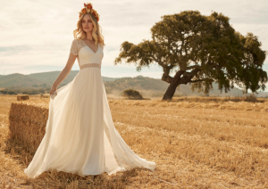 Rembo Styling Lila Grace wedding dress at Cicily Bridal