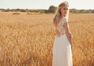 Rembo Styling Inez Wedding Dress at Cicily Bridal