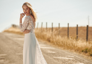 Rembo Styling Isidora Wedding Dress at Cicily Bridal