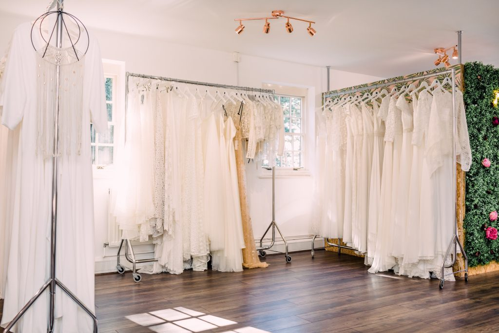 Cicily Bridal Bridal Wear Thorpe Garden Tamworth Staffordshire