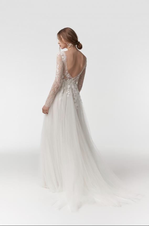 Anna Kara Jude Wedding Dress at Cicily Bridal