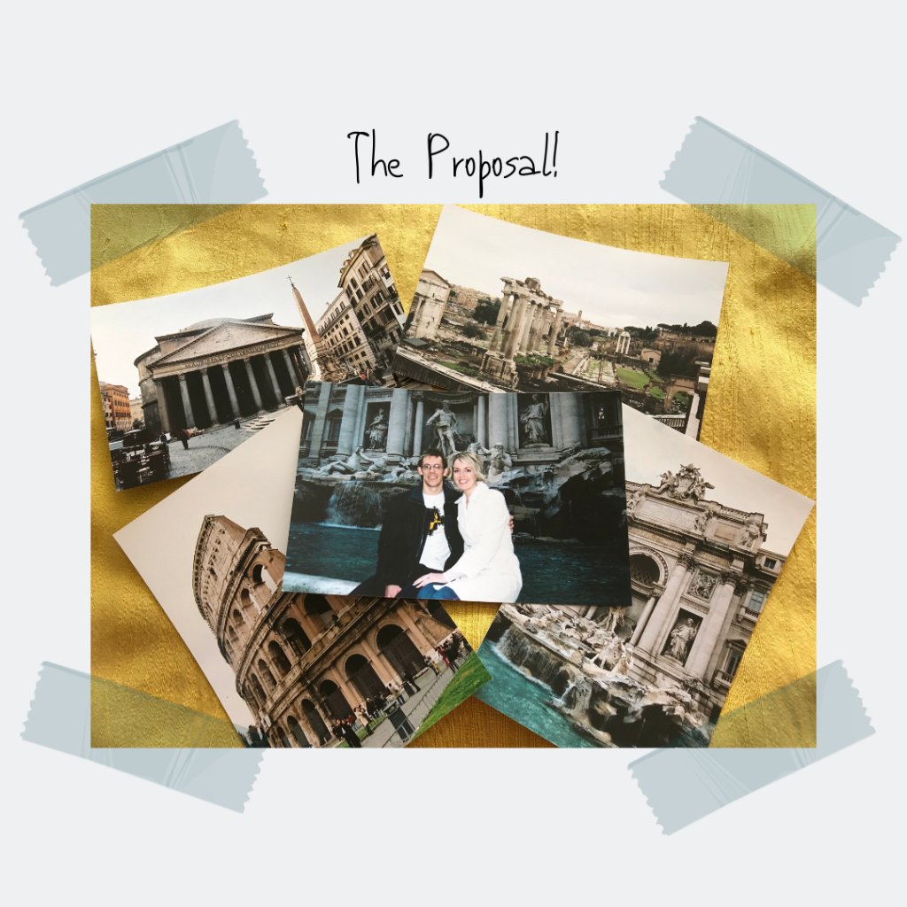 Vic & James - The Proposal