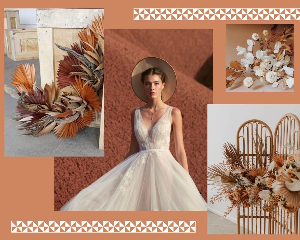 Cicily Bridal Wedding Mood Board Willowby by Watters