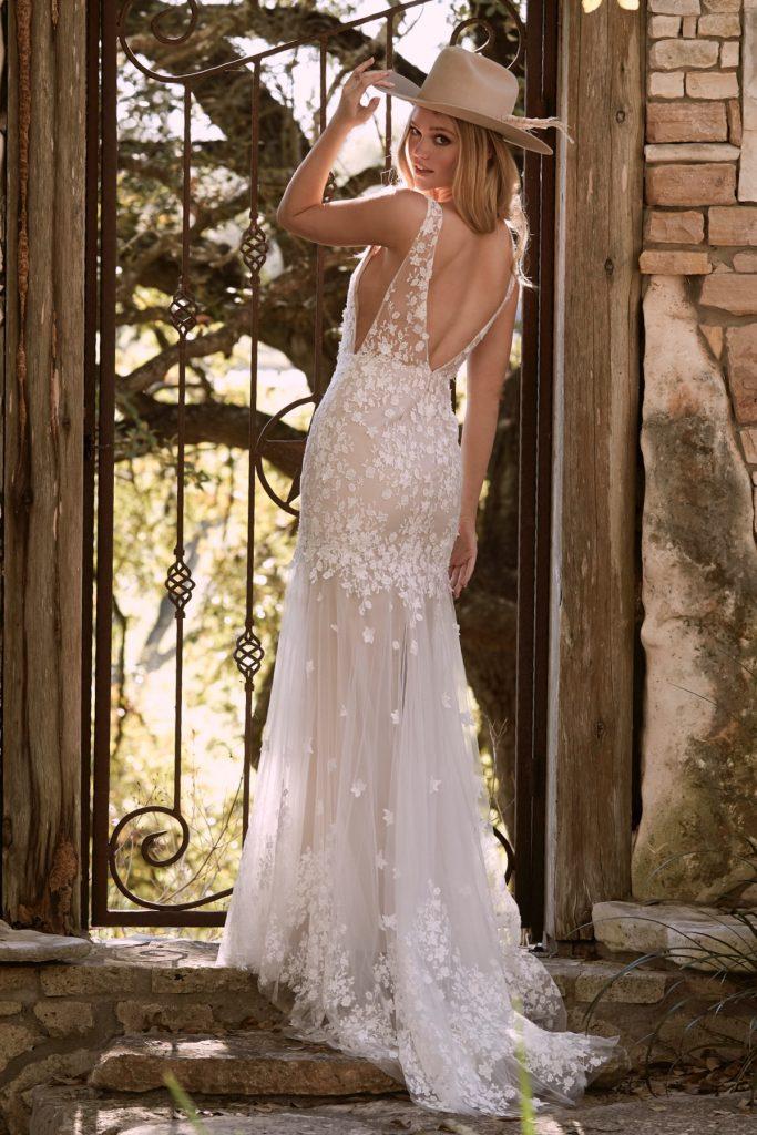 Aliyah wedding dress by Willowby at Cicily Bridal