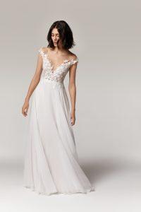 Anna Kara Angeline Wedding Dress at Cicily Bridal