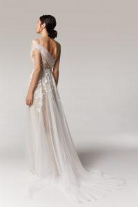 Anna Kara Orchid Wedding Dress at Cicily Bridal