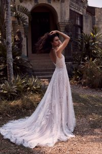 Evie Young Quest Wedding Dress at Cicily Bridal