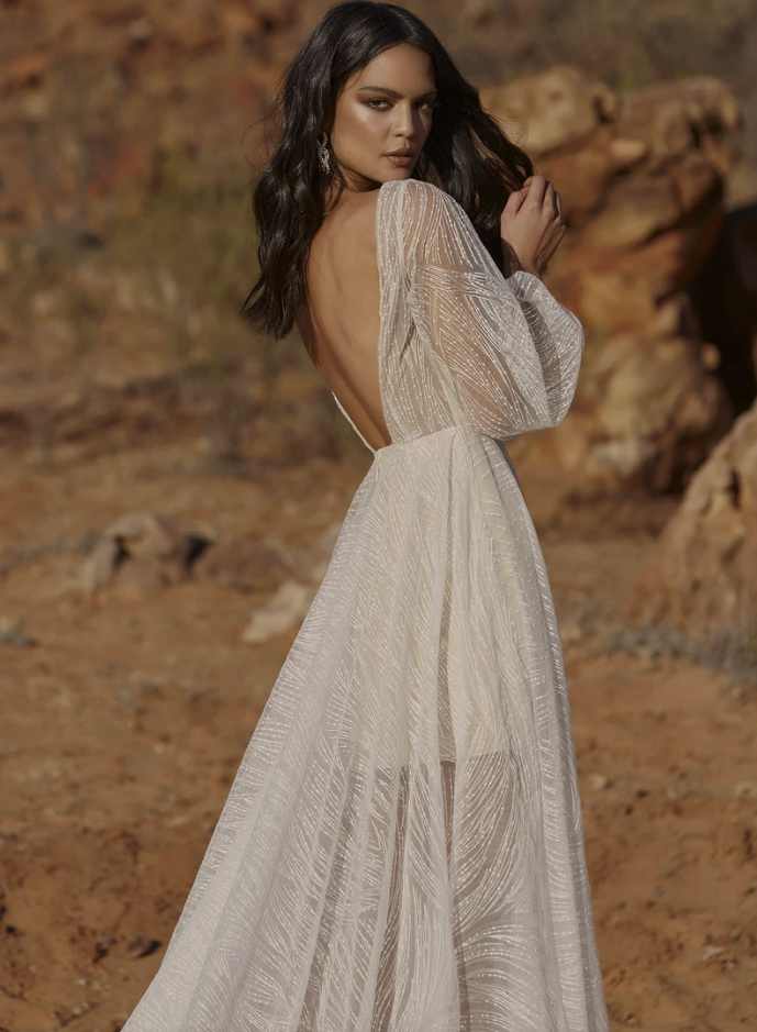 Evie Young Journey Wedding Dress at Cicily Bridal